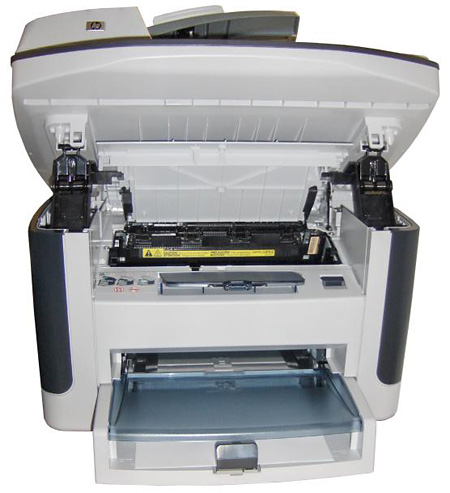 hp m1522 scanner software