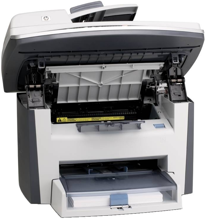 Hp Laserjet 3052 3055 All In One Printer Copier Scanner Used