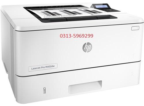 Laserjet Pro 400 M402dw Duplex Wireless Printer Up To
